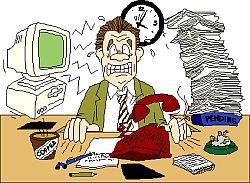 Come gestire lo stress al lavoro